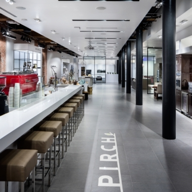 Pirch opens 32,000 square foot flagship Manhattan showroom in SoHo (PRNewsFoto/Pirch)